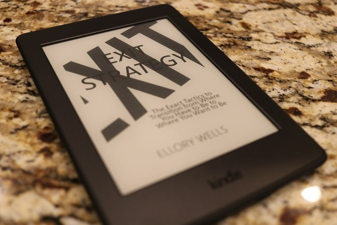 exit strategy on kindle
